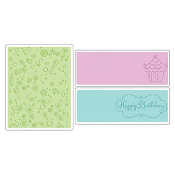 Embossing Folders 3PK - Birthday Set #3