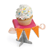 ScoreBoards XL Die - Cupcake Stand & Pennant