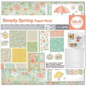 Simply Spring-Paper Pack
