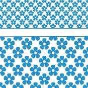 Embossing Folder - Floralbunda
