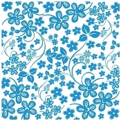 Embossing Folder - Floral Frenzy