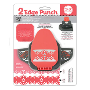 2 Edge Punch - Doily