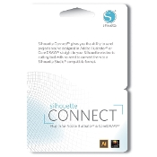 Silhouette Connect Plugin Download Card(Format is Download Card)