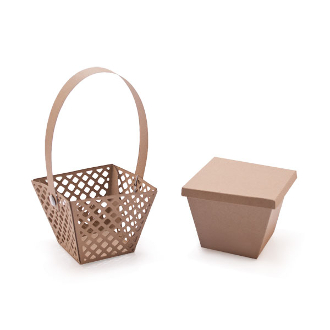 Basket Die - LifeStyle Craft - We R Memory Keepers