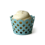 Ring Cupcake Liner Die - LifeStyle Craft - We R Memory Keepers
