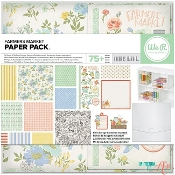 Scrapbook Paper Pack - Farmers Market
