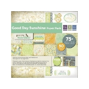 Scrapbook Paper Pack - Good Day Sunshine