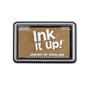 Pigment Ink Stamp Pad - Copper