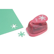 1 INCH PICTURE PUNCH SNOWFLAKE