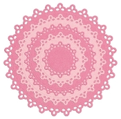 Nesting Doily Circles - LifeStyle Craft