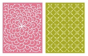 Embossing Foldes - Bloom - LifeStyle Craft