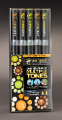 Chameleon Color Tones -  5 Pen Earth Tones set