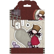 PURFCT LOV-TWEED RUBBER STAMPS
