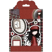 WINTR NITE-TWEED RUBBER STAMPS