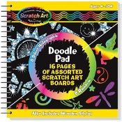 DOODLE PAD-ACTIVITY BOOK