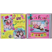 FRIENDS 4E-SCRAPBOOK KIT