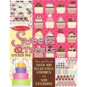SWEETS&TRT-STICKER PAD