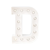 Heidi Swapp Marquee Love Letters - D