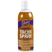 Aleene's Repositionable Tacky Spray Adhesive