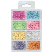 Cup Sequins 7mm .56oz - 8 Colors